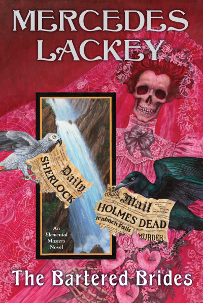 The Bartered Brides (Elemental Masters #13) - Mercedes Lackey