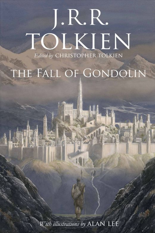 The Fall of Gondolin - J. R. R. Tolkien, Christopher Tolkien