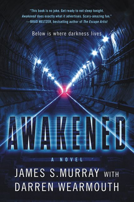 Awakened (Awakened #1) - Darren Wearmouth, James S. Murray