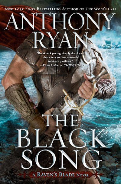 The Black Song (Raven's Blade #2) - Anthony Ryan