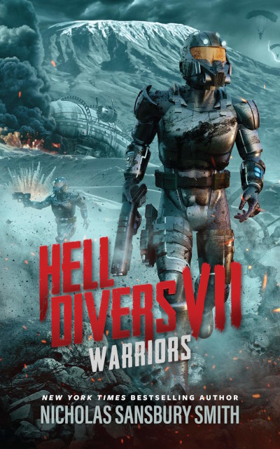 Warriors (Hell Divers #7) - Nicholas Sansbury Smith