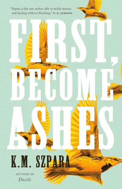 First, Become Ashes - K. M. Szpara