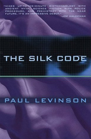 The Silk Code (Phil D'Amato #1) - Paul Levinson