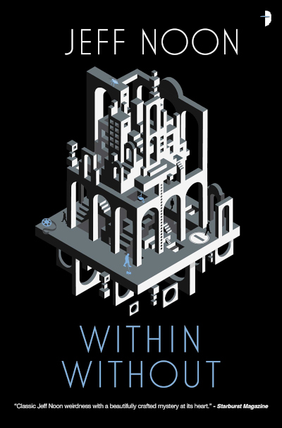 Within Without (The Nyquist Mysteries #4) - Jeff Noon