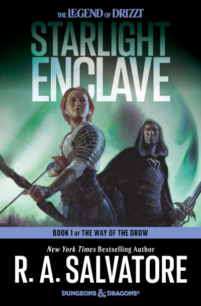 Starlight Enclave (The Way of the Drow #1) - R. A. Salvatore