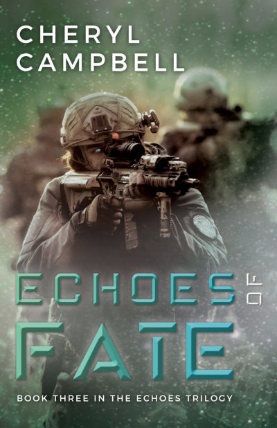 Echoes of Fate book cover image