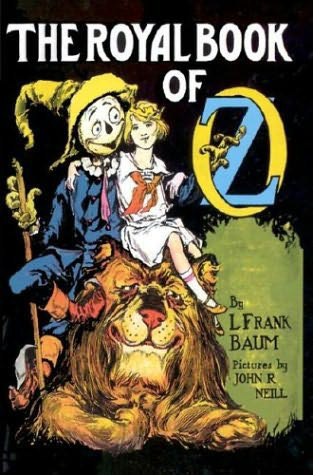 The Royal Book of Oz (Oz #15) - L. Frank Baum