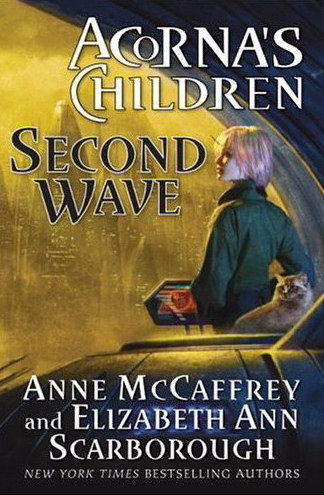 Second Wave (Acorna's Children #2) - Anne McCaffrey, Elizabeth Ann Scarborough