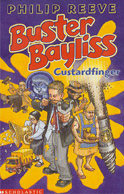 Custardfinger (Buster Bayliss #4) - Philip Reeve